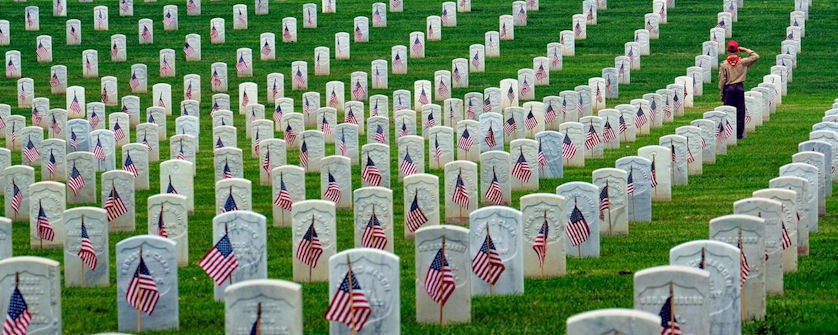 Memorial Day 2018 Never Forget