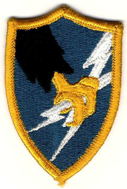 Kagnew Station Shoulder Patches